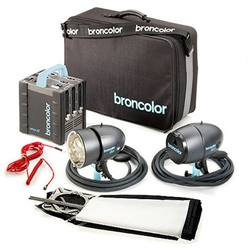 BRONCOLOR 1200 SENSO WITH TWO LITOS HEAD