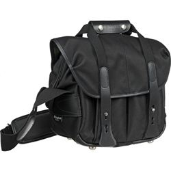 BILLINGHAM 107 CAMERA BAG (BLACK)