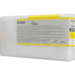 EPSON 4900 200ML YELLOW INK