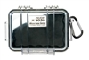PELICAN 1020 MICRO CASE (CLEAR/BLACK)