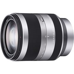 SONY E-MOUNT 18-200MM 3.5-6.3
