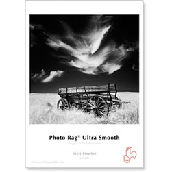 "HAHNEMUHLE PHOTO RAG ULTRA SMOOTH 11X17"" (25 SHEETS)"