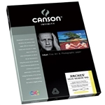 "CANSON 11X17"" VELIN RAG 315 GSM"