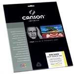 "CANSON 8.5X11"" VELIN RAG (10 SHEETS)"