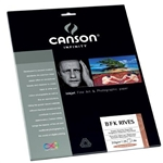"CANSON 8.5X11"" BFK RIVES (10 SHEETS)"