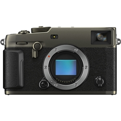 FUJIFILM X-Pro3 Mirrorless Camera (Dura Black)