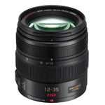PANASONIC 12-35MM F/2.8 LUMIX G X ASPH OIS LENS FOR MICRO FOUR THIRDS MOUNT