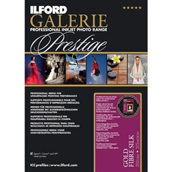 "ILFORD GOLD FIBER SILK 11X17"" (25 SHEETS)"