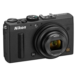 NIKON COOLPIX A DIGITAL CAMERA (BLACK)