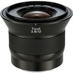 ZEISS 12MM F/2.8 TOUIT LENS FOR SONY NEX E MOUNT