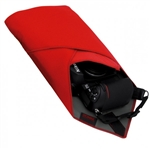 "DOMKE 11X11"" RED WRAP"