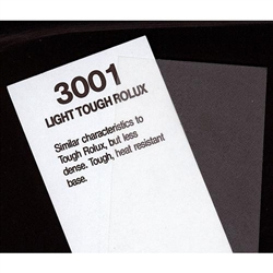 ROSCO LIGHT TOUGH ROLUX #3001