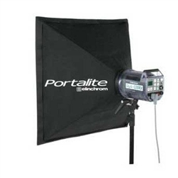 "ELINCHROM PORTALITE 25.5x25.5"" DIFFUSER FOR FLASH"