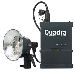 ELINCHROM QUADRA HYBRID LI-ION STANDARD KIT (1 HEAD)