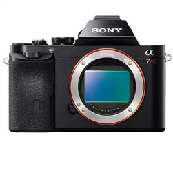 SONY ALPHA A7R DIGITAL CAMERA