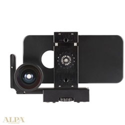 ALPA IPHONE HOLDER AND WIDEANGLE CONVERTER FOR IPHONE 4/4S/5