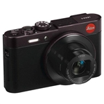 LEICA C COMPACT DIGITAL CAMERA (DARK RED)