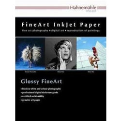 "HAHNEMUHLE GLOSSY SAMPLE PACK 8.5""x11"" (14 SHEETS)"