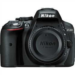 Nikon D5300 DX-format Digital SLR Body