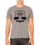 SHOWDOWN CREW NECK T-SHIRT