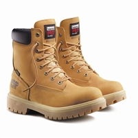 Wheat Nubuck Timberland Pro Direct Attach 8 inch Steel Toe Boots