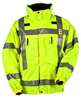 5.11 3 In 1 High Visibility Reversible Parka