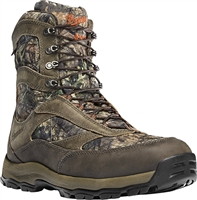 "Danner High Ground 8"" Mossy Oak Break-Up Country Boots"