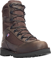 "Danner East Ridge 8"" Brown Hunting Boots"
