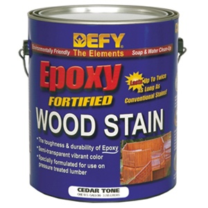 Defy Epoxy Fortified Wood Stain Best Rated Deck Stain Colors