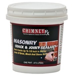 ChimneyRx Masonry Crack and Joint Sealant
