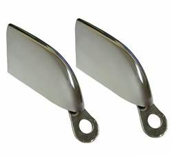 1970 - 1972 Camaro Front Bumper Guards