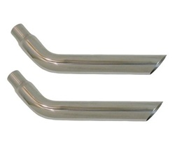 1971 - 1973 Exhaust Tips for Firebird Formula and Trans Am