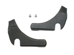1971 - 1981 Camaro, Firebird, Nova and More Seat Hinge Covers, Pair