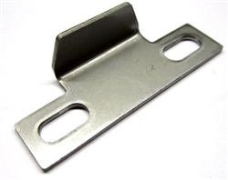 1978 - 1981 Camaro & Firebird Stainless Steel Fisher T-Top Retainer Tab Clip Bracket, Each