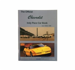 The Official Cheverolet Indianapolis 500 Pace Car Book