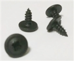 1982 - 1992 Door Frame Rubber Weatherstripping Mounting Screws Set of 4