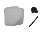 1962 - 1972 Windshield Washer Fluid Reservoir Bottle Jar and Bracket Kit
