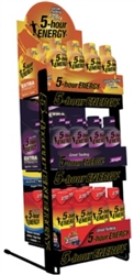 5 Hour Energy Counter Top Rack ***BUY 3 Flavors GET A FREE RACK!***