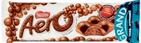 Aero Milk King Size Chocolate Bar 24/63g Sugg Ret $1.89