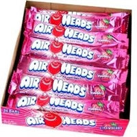 Airheads Strawberry 36/ Sugg Ret $0.59