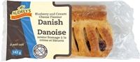 Audrey's Danish Blueberry & Cream Cheese 6/142g Sugg Ret $2.59