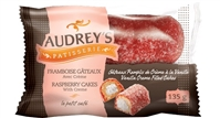 Audrey's Fingers Raspberry 8/113g Sugg Ret $2.59***Promo Retail 2 For $3.49***