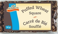 Audrey's Squares Puffed Wheat 12/90g Sugg Ret $2.89