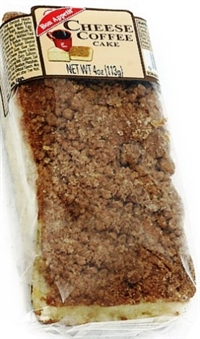 Bon Appetit Cheese Coffee Cake 1/142g Sugg Ret $3.99***ON SALE Sugg Ret. $2.85 each***