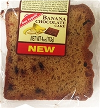 Bon Appetit Banana Chocolate Cake  1/113g Sugg Ret $3.***ON SALE Sugg Ret. $2.85 each***99