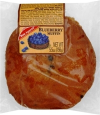 Bon Appetit Jumbo Blueberry Muffin 1/156g Sugg Ret $3.99***ON SALE Sugg Ret. $2.85 each***