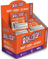 Big Chief 30g Teriyaki Beef Jerky 30/30g Sugg Ret $2.89***Promo Retail 2 For $5.00***
