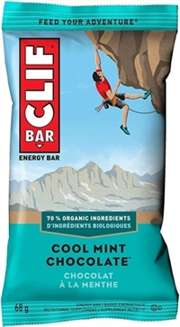 Clif Cool Mint Energy Bar 12/68g Sugg Ret $2.39