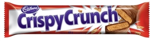 Crispy Crunch Chocolate Bar 24/48g Sugg Ret $1.89