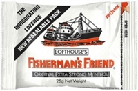Fisherman's Friend Original Extra Strong  16/ Sugg Ret $2.99